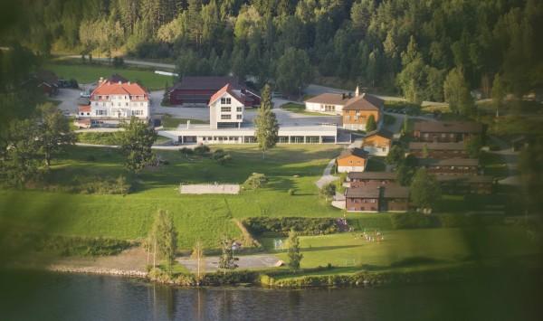 Utsikt Kvitsund Gymnas