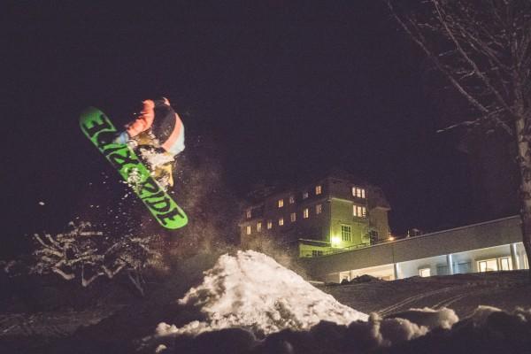 Kvitsund snowboard